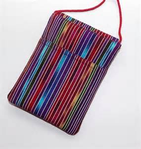 Cell Phone Purse Necklace