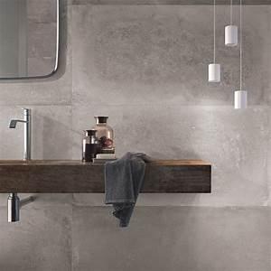 carrelage salle de bain imitation bois With faience salle de bain imitation pierre