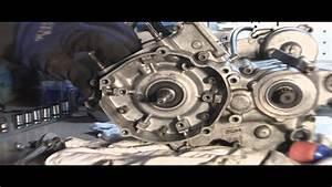 Yz125 Tear Down Part 5  Splitting 2 Stroke Engine Case