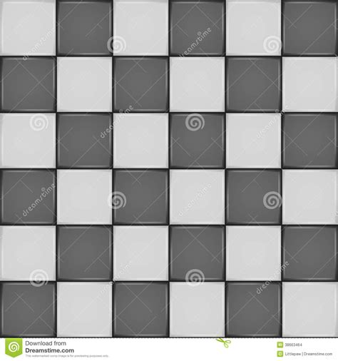 black and white ceramic tile seamless pattern stock images image 38663464