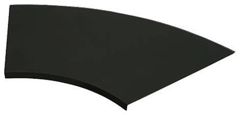 desk pad ikea kn 214 s desk pad curved modern desk accessories by ikea