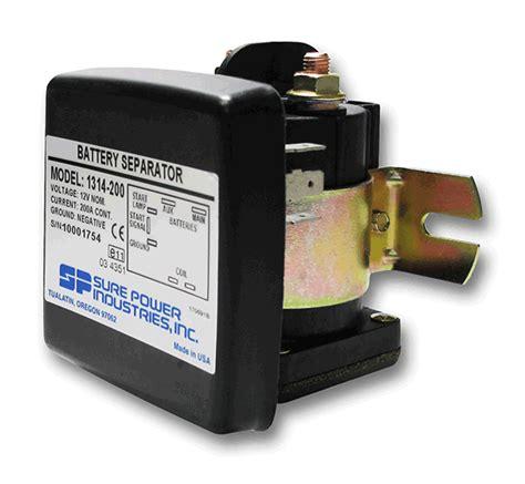 eaton s sure power 1314 200 battery separator waytek