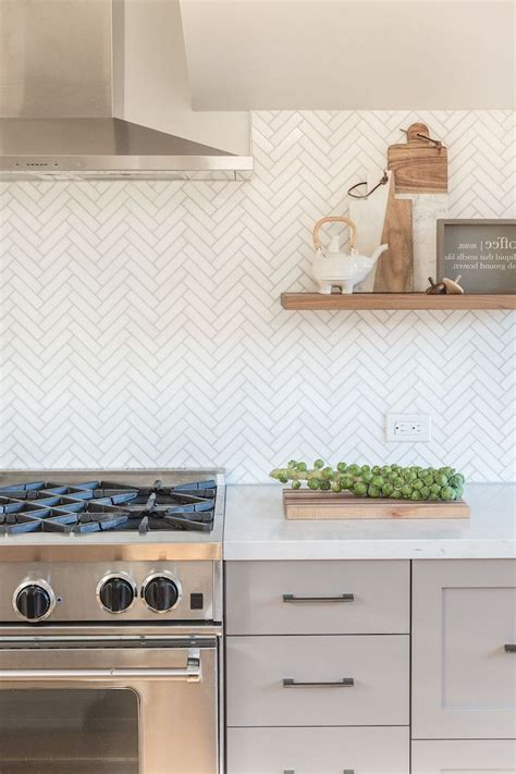ideas  stylish subway tile kitchen backsplash