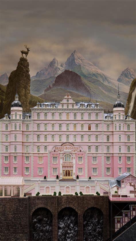 grand budapest hotel  phone wallpaper moviemania
