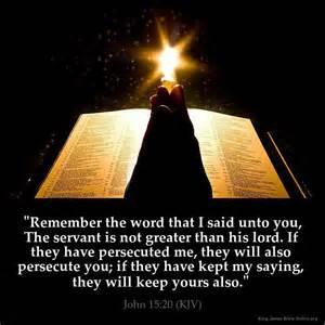 King James Version Scripture
