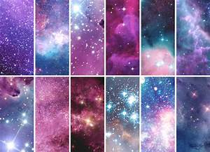 Purple Galaxy Paintings at The Stories Sims Tell » Sims 4