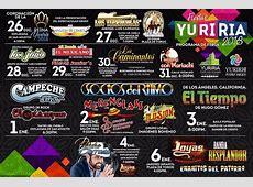 Fiestas Yuriria 20172018 ¿Dónde Hay Feria?