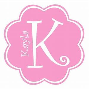 Related Keywords & Suggestions for Kayla Monograms