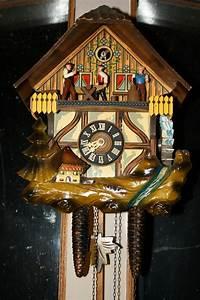 German, Cuckoo, Clock
