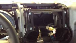 2011 Jeep Wrangler How To Remove Radio Dash
