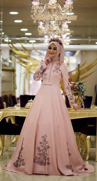 belles robes de soiree sublimes pour femmes voilees