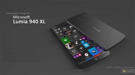 microsoft un yeni b 252 y 252 k ekranlı telefonu lumia 940 xl ın da 214 zellikleri sızdırıldı