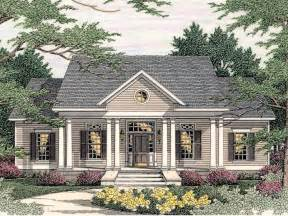 southern colonial floor plans unique house plans - Southern House Plans