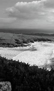 Muckross Donegal bw Photograph by Eddie Barron