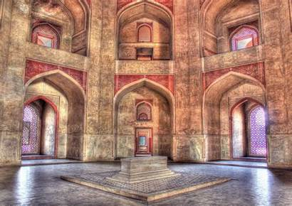 Tomb Humayun Architecture Inside India Humayuns Delhi