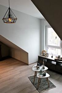 Wohnzimmer Mit Schräge : dachschr gen platz optimal ausnutzen so geht 39 s ~ Orissabook.com Haus und Dekorationen