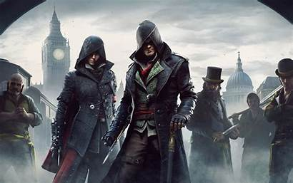 Creed Syndicate Wallpapers Assassin Games 4k Pc