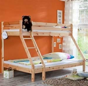 Mädchen Bett 140x200 : kinderbett aus massivholz 24 super designs ~ Whattoseeinmadrid.com Haus und Dekorationen
