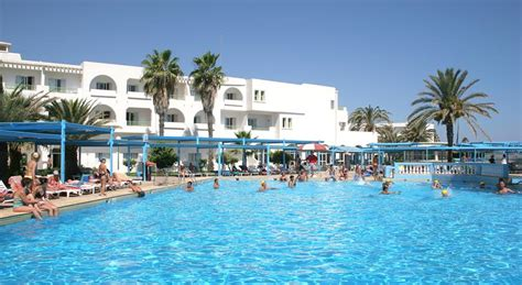 Tunisia El Kantaoui by Hotel El Mouradi Club Kantaoui Tunisie Sousse Promohotel