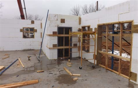 Home Designer Pro Icf by Icf Home Steel Roof System A Different Way To Build