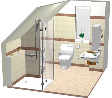 Kleines Badezimmer Mit Dachschräge Renovieren by Image Result For Bad Dachschr 228 Ge Bilder Dachbodenausbau