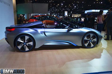 2012 BMW i8 Spyder - Concepts