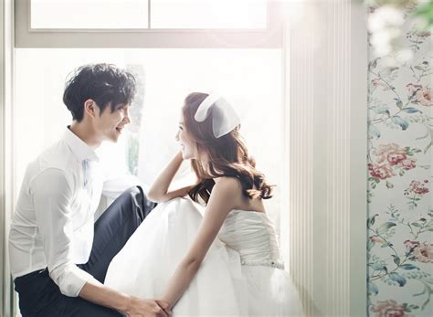 korea pre wedding studio photography  sample