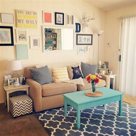Cozy Small Apartment Decorating Ideas On A Budget (37