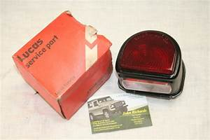 Land Rover Series 1 D Type Tail Lamp 217618