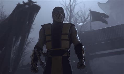Mortal Kombat 11 Trailer And Release Date Revealed