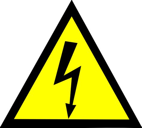 Information About High Voltage Symbol Vector Yousense Info