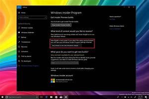Afinal J U00e1 N U00e3o  U00e9 Poss U00edvel Testar A Redstone 4 Do Windows 10