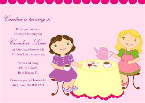 printable birthday invitation templates  kids