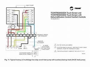 Wiring Model Trane Diagram 4tcy4024a1000aa