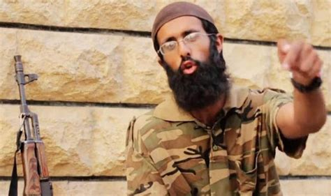 British Jihadist Gripes About Arab Manners And 'appalling
