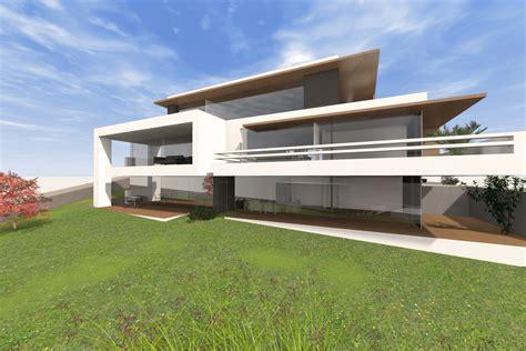 Modernes Mehrfamilienhaus Bauen 36 Parteien Mit