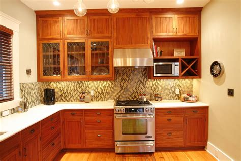 home kitchen interior design photos custom mahogany kitchen by woodworks