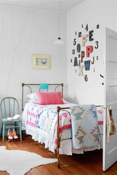 12 Fun Girl's Bedroom Decor Ideas  Cute Room Decorating