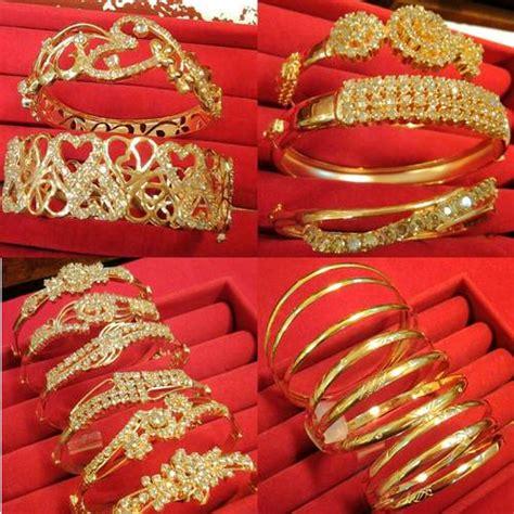 aneka perhiasan emas aneka perhiasan lapis emas 24k korea anti alergi anti