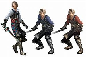 Vaan Conflicted Hero Outfit Characters Art Dissidia