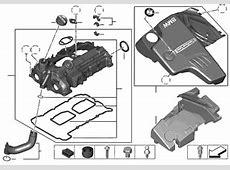 Moteur BMW X3 F25 X3 20iX N20 Russie