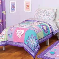 american kids butterfly twin full comforter walmart com