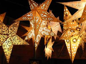 Indian Paper Star Lights