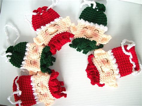 18 patterns for crochet christmas gift bags boxes and pouches