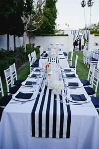 Tischdeko Schwarz Weiß Ideen : tischdeko in blau faszinierende ideen ~ Bigdaddyawards.com Haus und Dekorationen