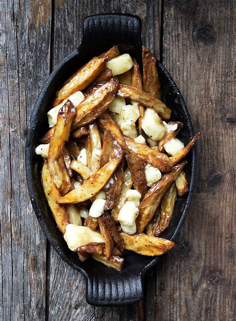 cuisine cagnarde authentic canadian poutine recipe seasons and suppers