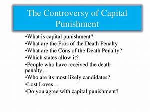 capital punishment essay introduction