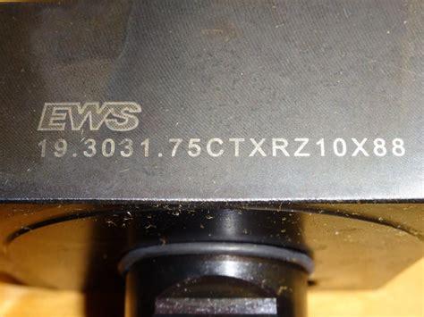 ews offset boring bar holder  sale vdi  mm shank