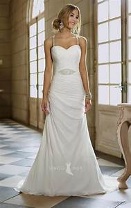 sweetheart wedding dress with straps naf dresses With dress to go to wedding