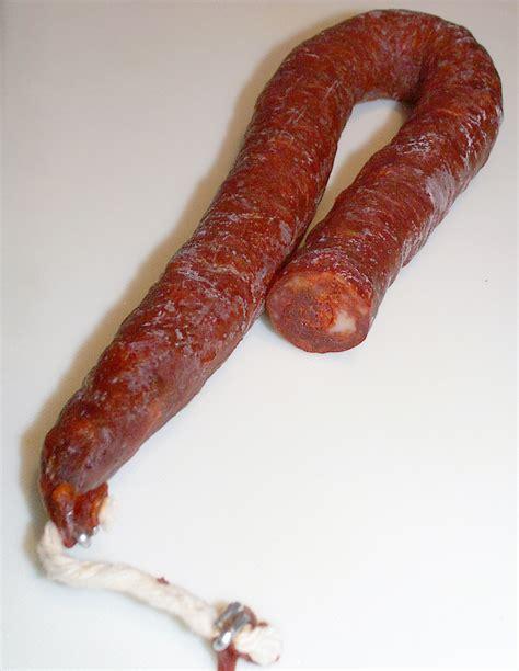 chorizo sausage file chorizo1 edited jpg wikimedia commons